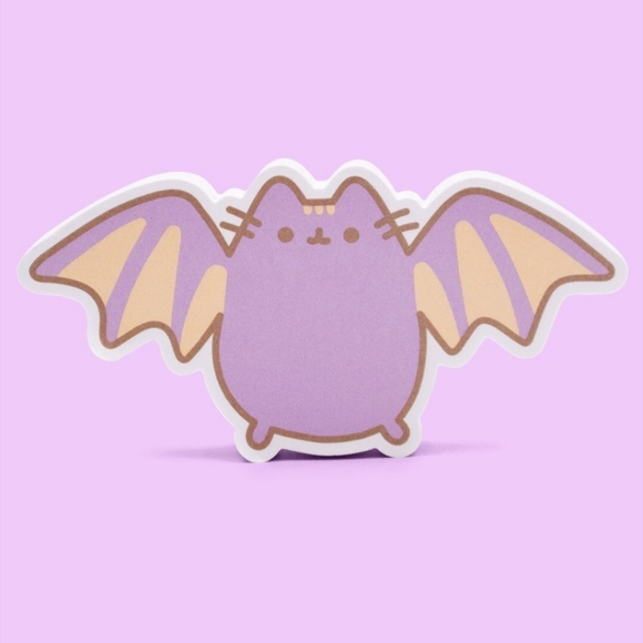Pusheen Other - Pusheen Box Exclusive Bat Pusheen Sticky Notes 🐱